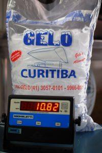 Gelo Curitiba pacote 10k
